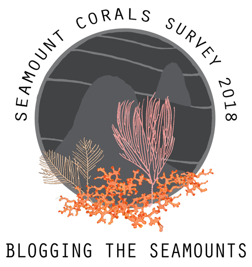 Blogging the seamounts logo