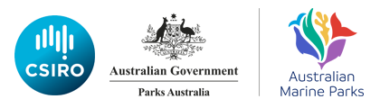 csiro and marine parks logos for blog
