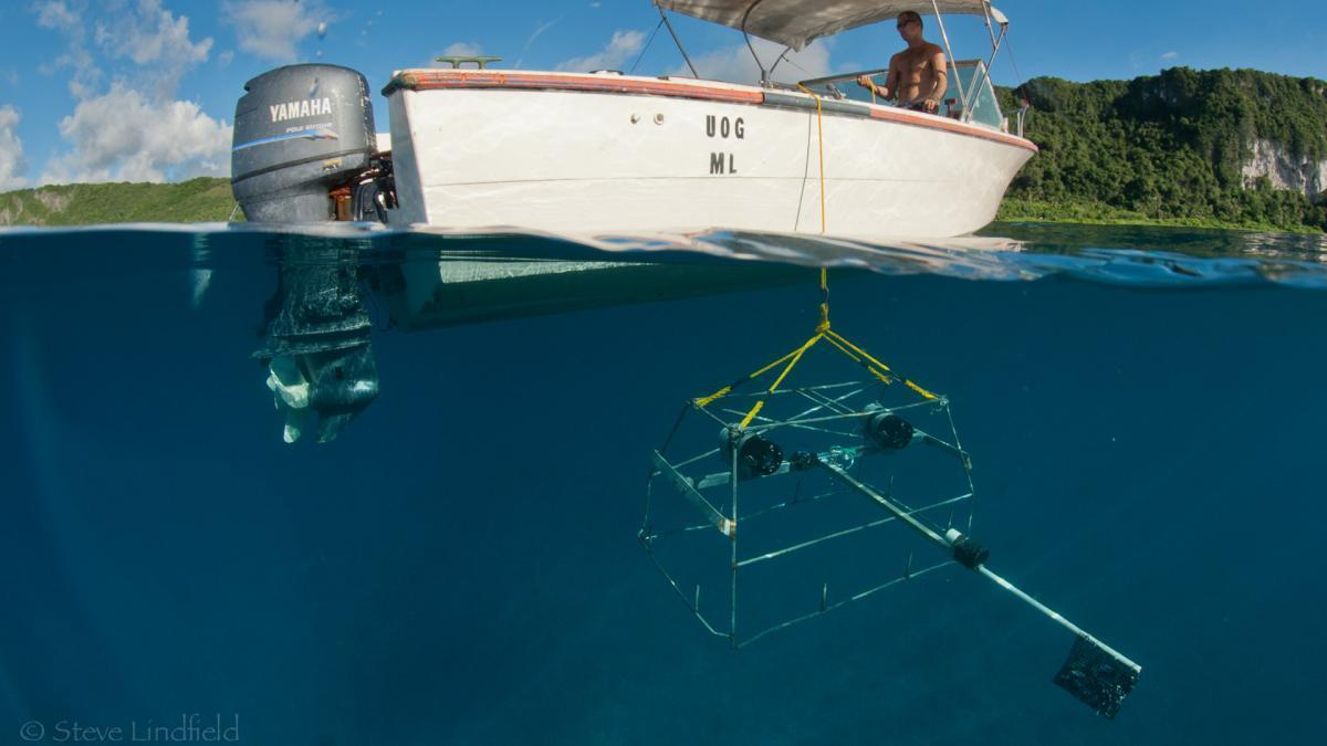 Retrieval of baited remote underwater stereo-video system